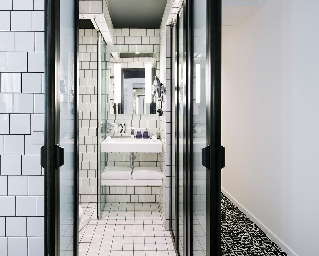 Best Western Premier Faubourg 88 - Badezimmer