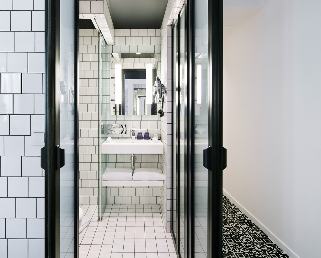 Best Western Premier Faubourg 88 - Salle de bain