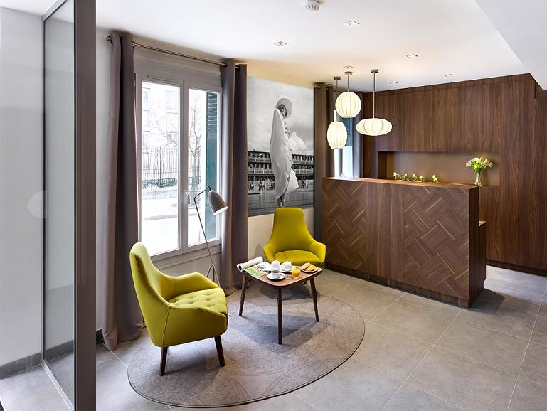 Best Western Plus 61 Paris Nation Hotel - Lobbyansicht