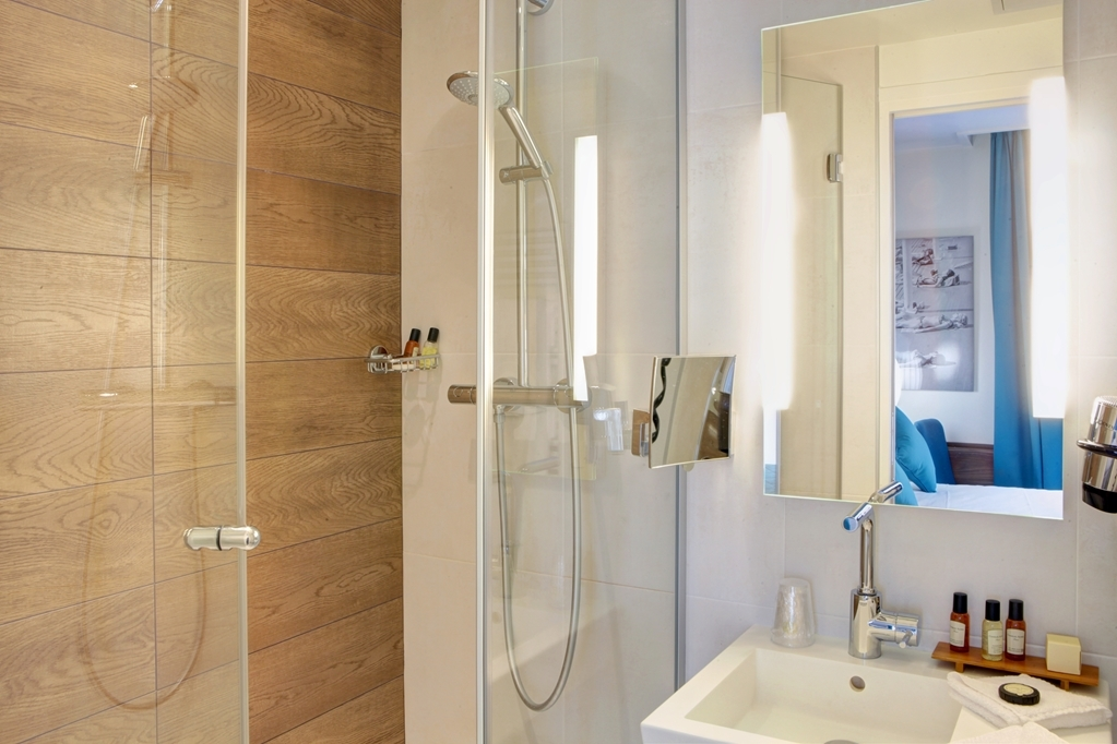 Best Western Plus 61 Paris Nation Hotel - Bagno