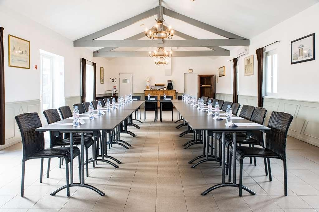 Best Western Plus Le Canard Sur le Toit - Sala de reuniones