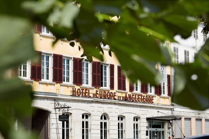 Best Western Plus Hotel d'Europe et d'Angleterre - Aussenansicht