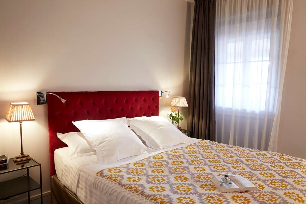 Best Western Plus Hotel d'Europe et d'Angleterre - Habitación