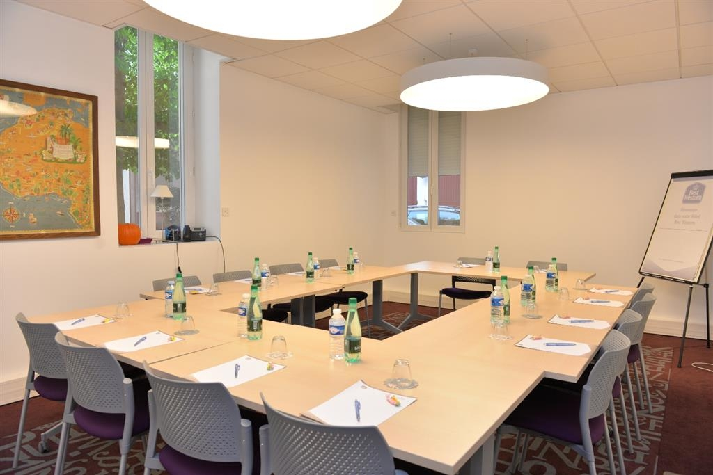 Best Western Plus Hotel d'Europe et d'Angleterre - Meeting Room
