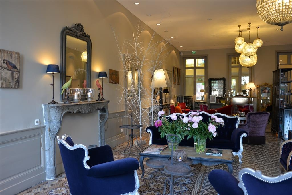 Best Western Plus Hotel d'Europe et d'Angleterre - Hall