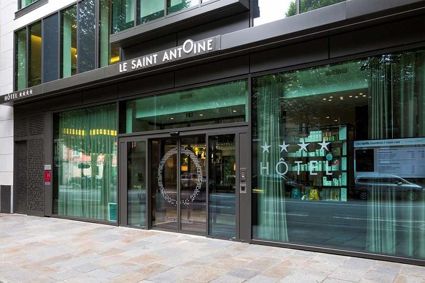 Le Saint-Antoine Hotel & Spa, BW Premier Collection - Vista exterior