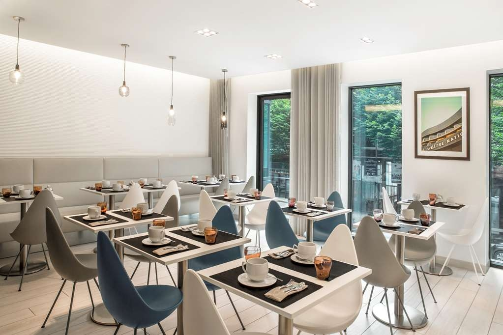 Le Saint-Antoine Hotel & Spa, BW Premier Collection - Restaurante/Comedor