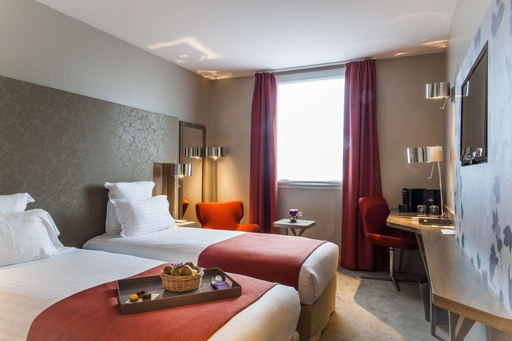 Best Western Plus Paris Velizy - Gästezimmer/ Unterkünfte