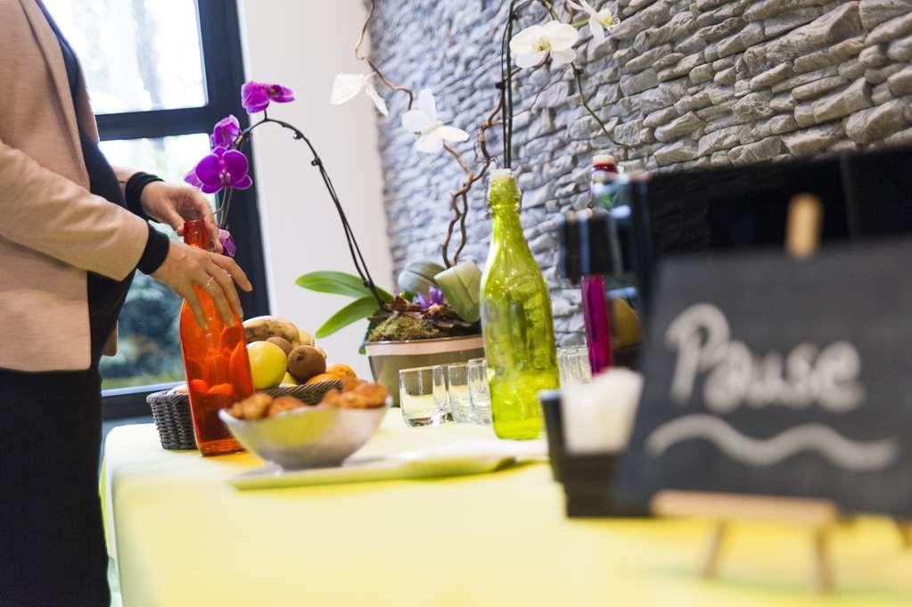 Best Western Plus Paris Velizy - Sala de reuniones