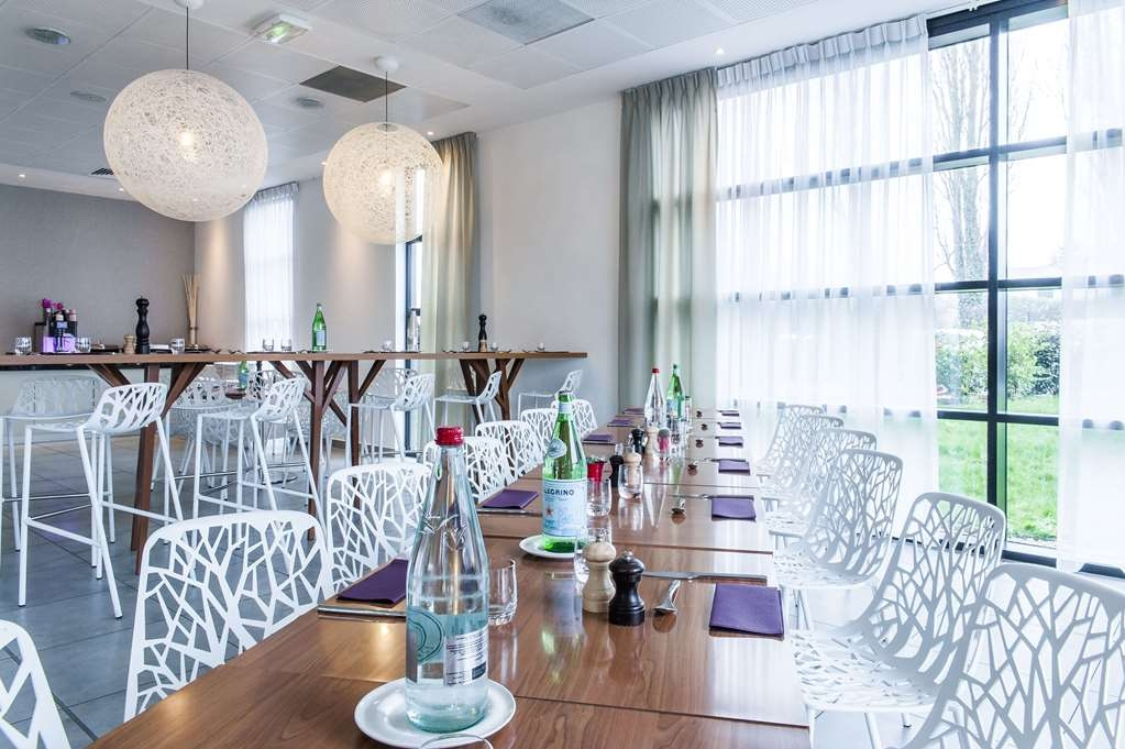 Best Western Plus Paris Velizy - Restaurant / Gastronomie
