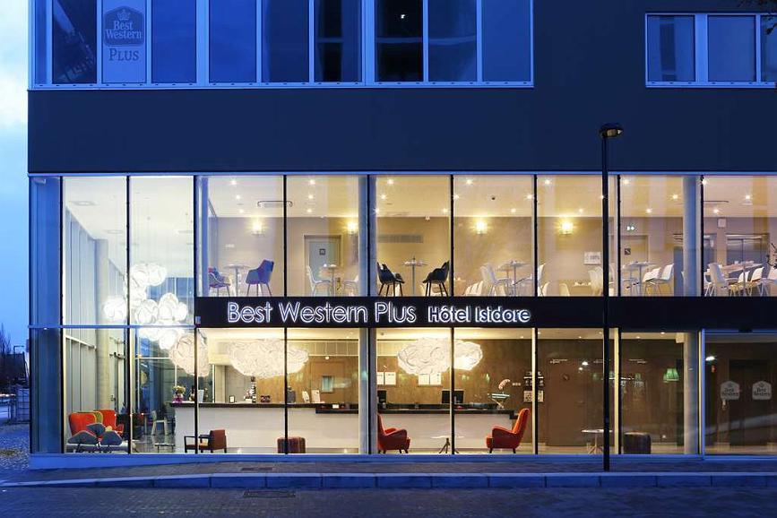 Hotel Best Western Plus Hotel Isidore, Rennes