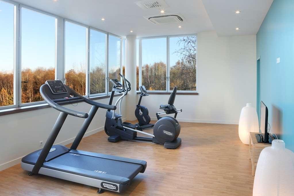 Best Western Plus Hotel Isidore - Fitnessstudio