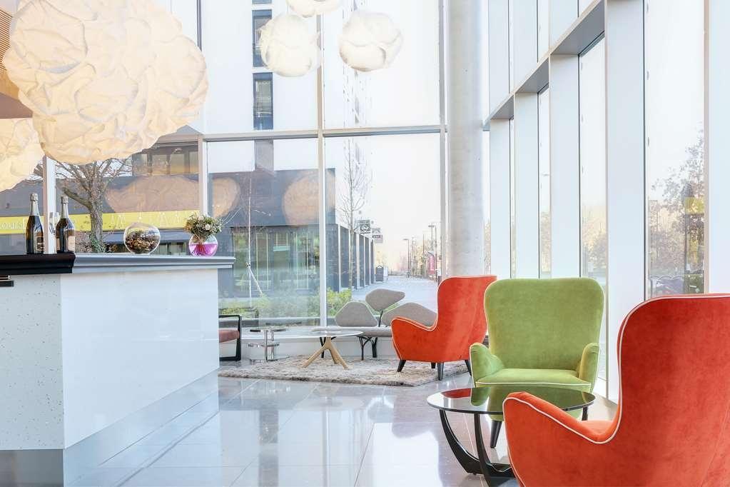 Best Western Plus Hotel Isidore - Lobbyansicht