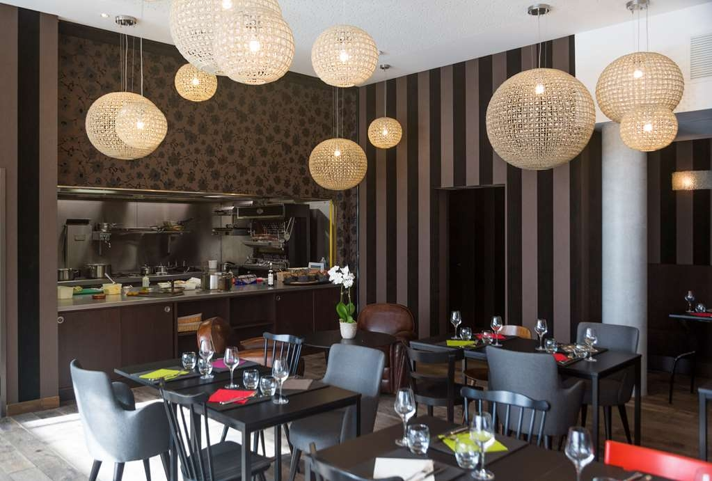 Best Western Plus Hotel Isidore - Restaurant / Etablissement gastronomique