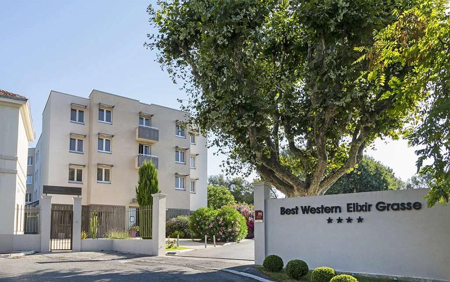 Hotel Best Western Plus Hotel Elixir Grasse, Grasse
