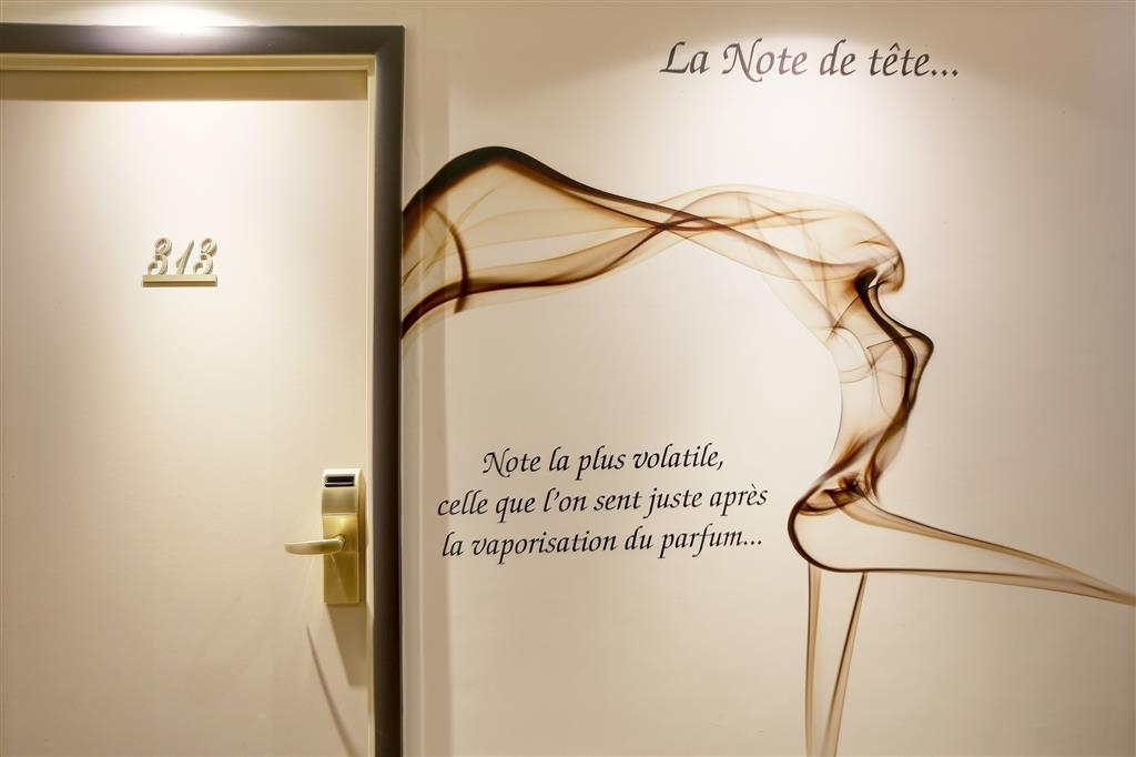 Best Western Plus Hotel Elixir Grasse - Hallway
