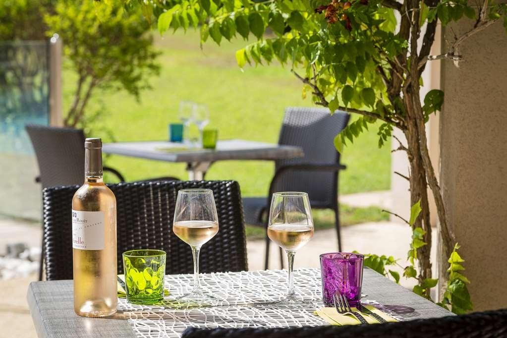 Best Western Plus Hotel Elixir Grasse - Terrace