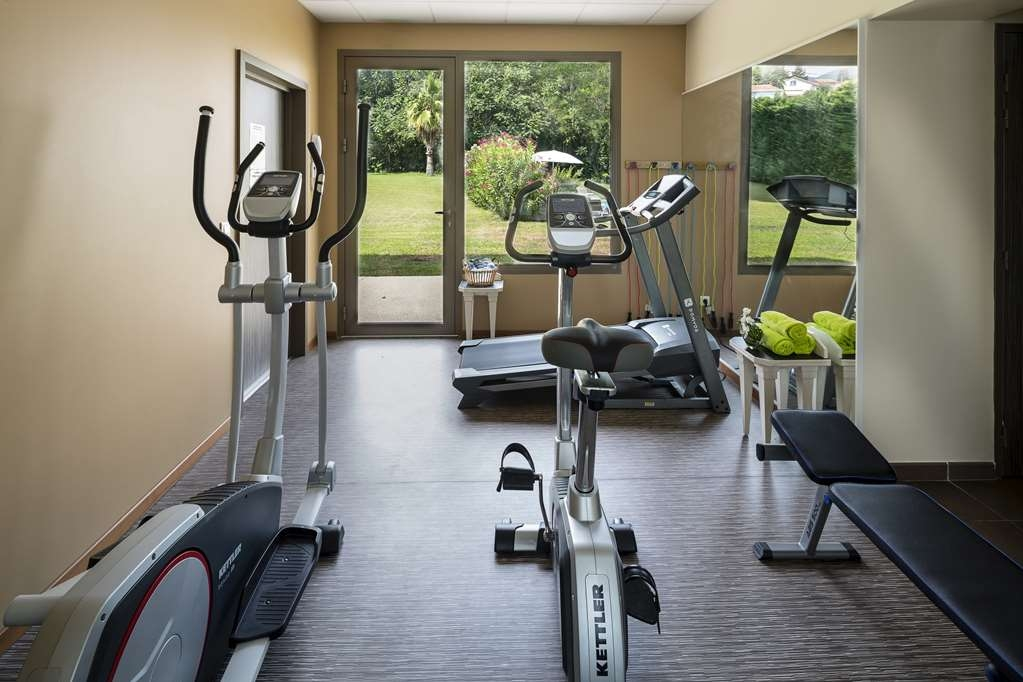Best Western Plus Hotel Elixir Grasse - Salle de sport