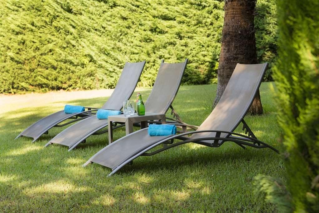 Best Western Plus Hotel Elixir Grasse - Garden