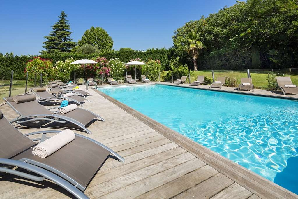 Best Western Plus Hotel Elixir Grasse - Outdoor Pool