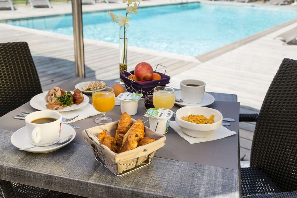 Best Western Plus Hotel Elixir Grasse - Breakfast