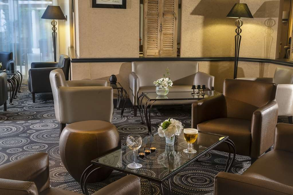 Best Western Plus Hotel Elixir Grasse - Bar/Lounge