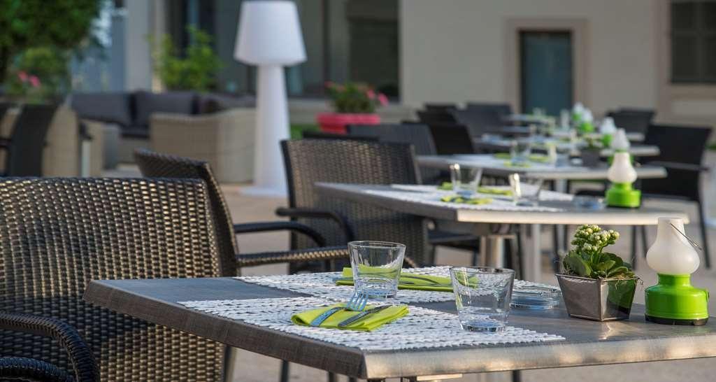 Best Western Plus Hotel Elixir Grasse - Terrasse restaurant
