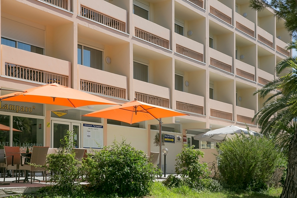 Best Western Hotel des Thermes - Exterior