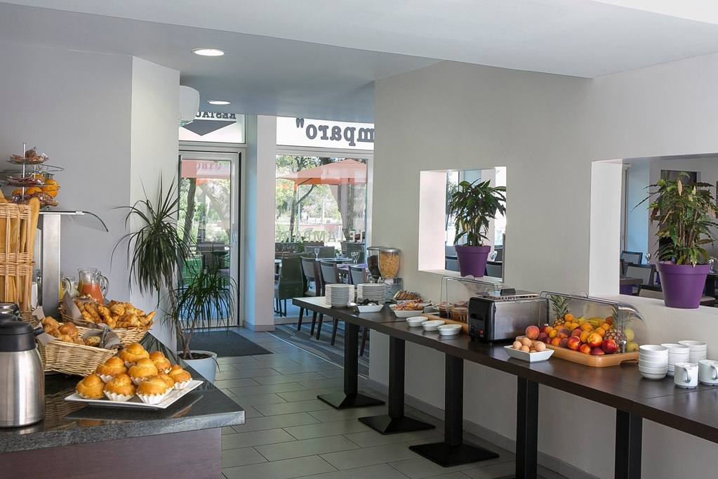 Best Western Hotel des Thermes - Desayuno Buffet