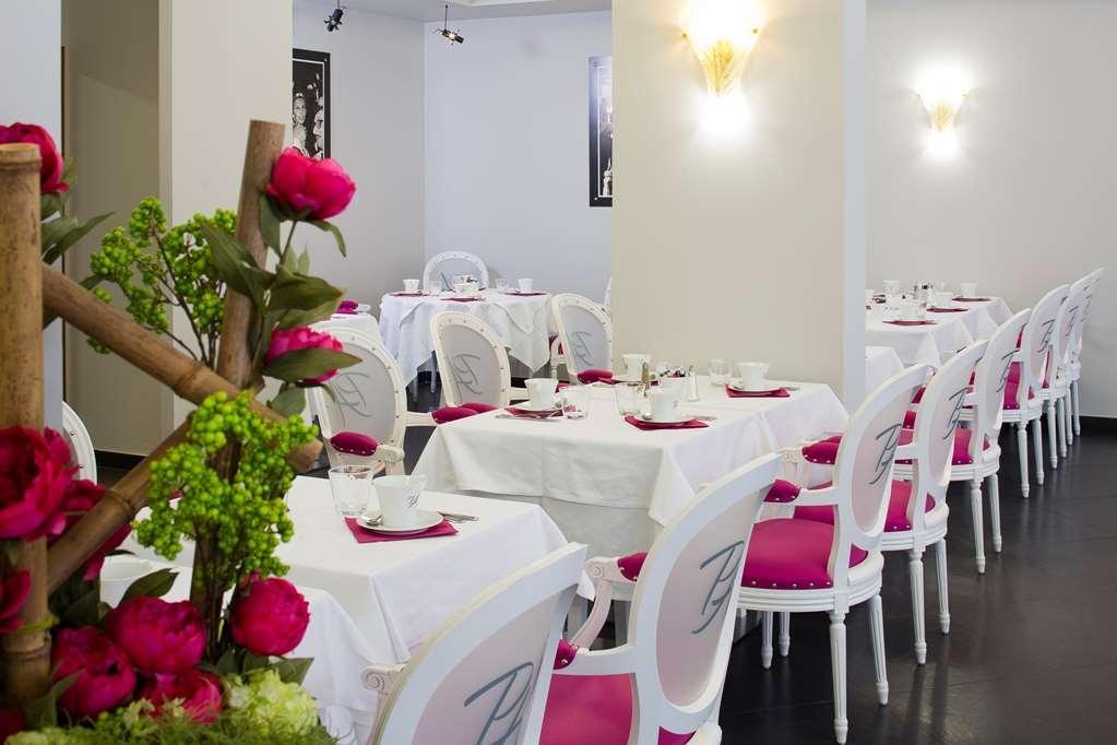 Best Western Plus Le Patio des Artistes - Restaurant / Gastronomie