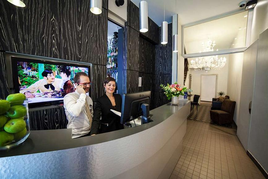 Best Western Plus Up Hotel - Chambres / Logements