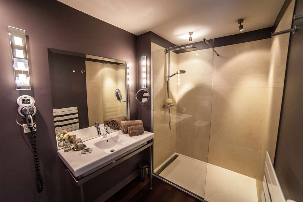 Best Western Plus Up Hotel - Baño