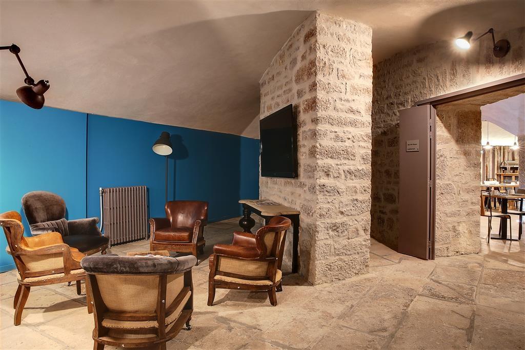 Best Western Citadelle Besancon - Lounge