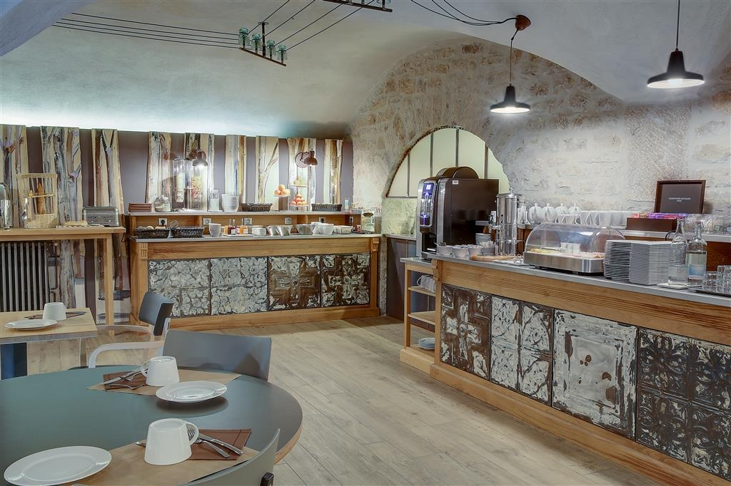 Best Western Citadelle Besancon - Area colazione