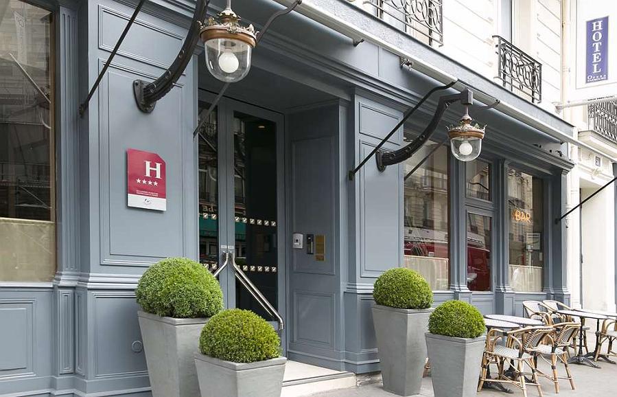 Hotel Best Western Premier Opera Faubourg, Paris
