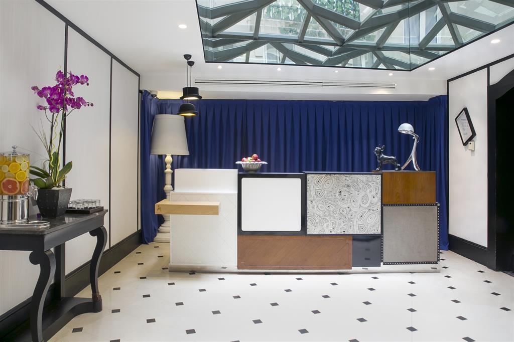 Best Western Premier Opera Faubourg - Lobby