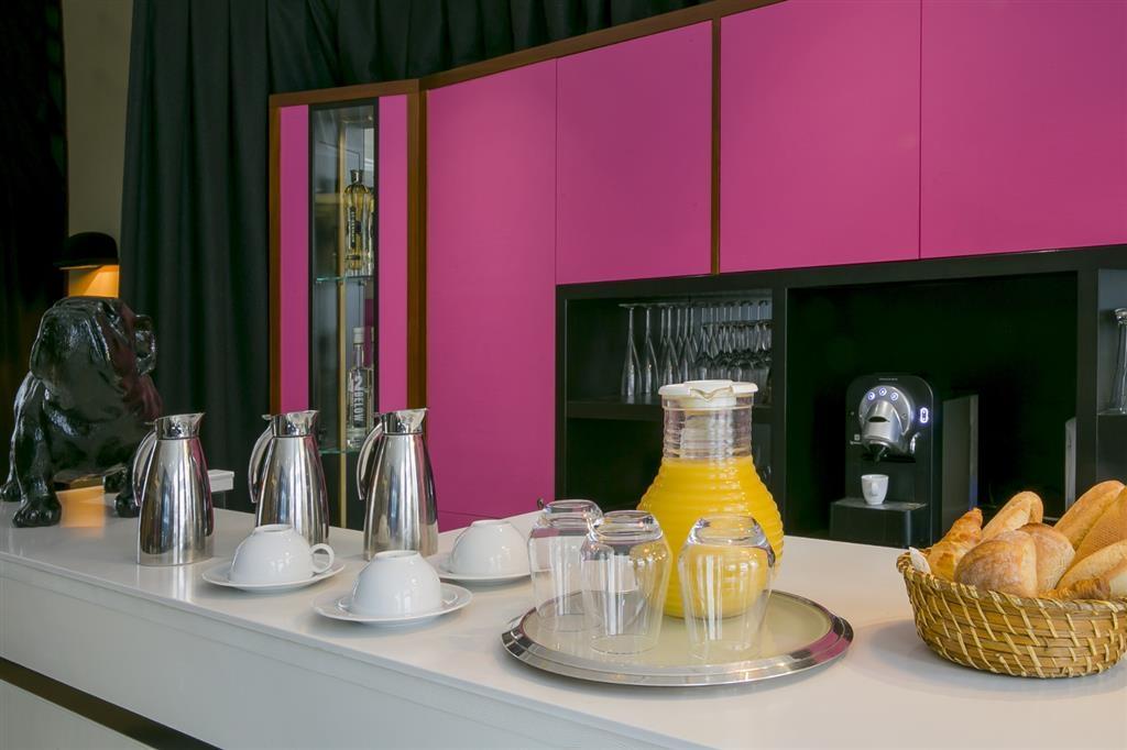 Best Western Premier Opera Faubourg - Breakfast Area