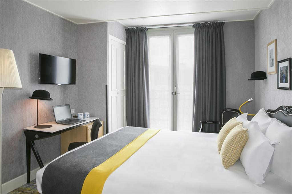 Best Western Premier Opera Faubourg - Chambre