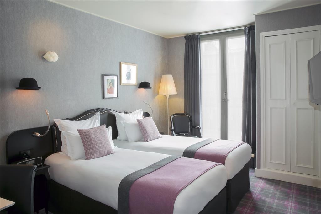Best Western Premier Opera Faubourg - Guest Room