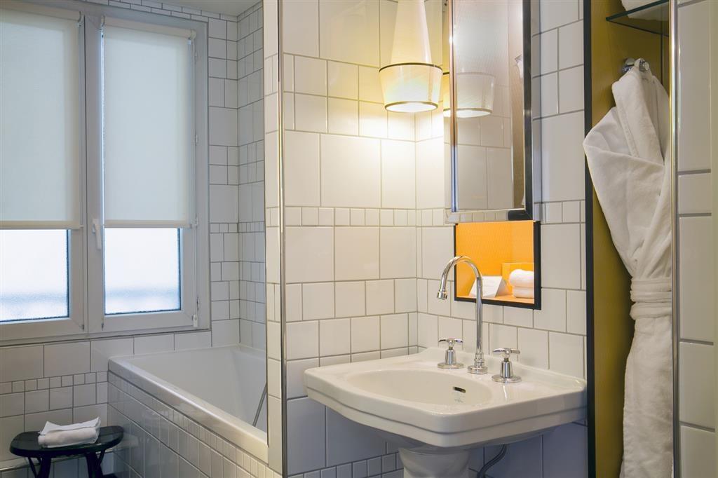 Best Western Premier Opera Faubourg - Guest Bathroom