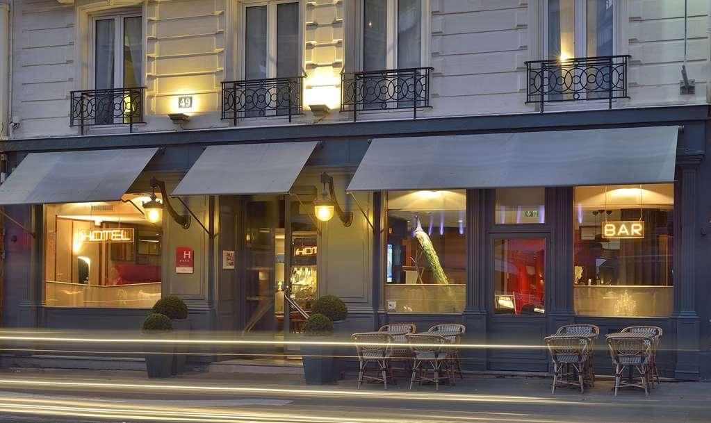 Best Western Premier Opera Faubourg - Facciata dell'albergo