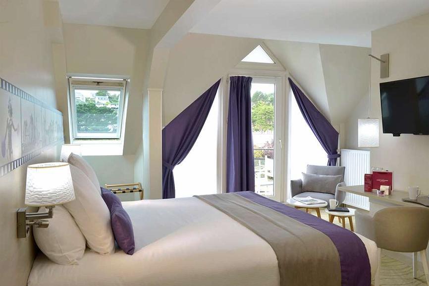 Best Western Les Bains De Perros Guirec Hotel Et Spa Hotel Perros Guirec Best Western
