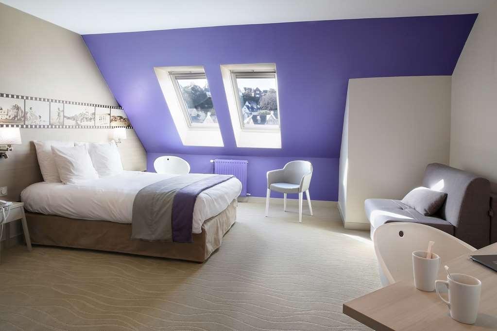 Best Western Les Bains de Perros-Guirec Hotel et Spa - Camere / sistemazione