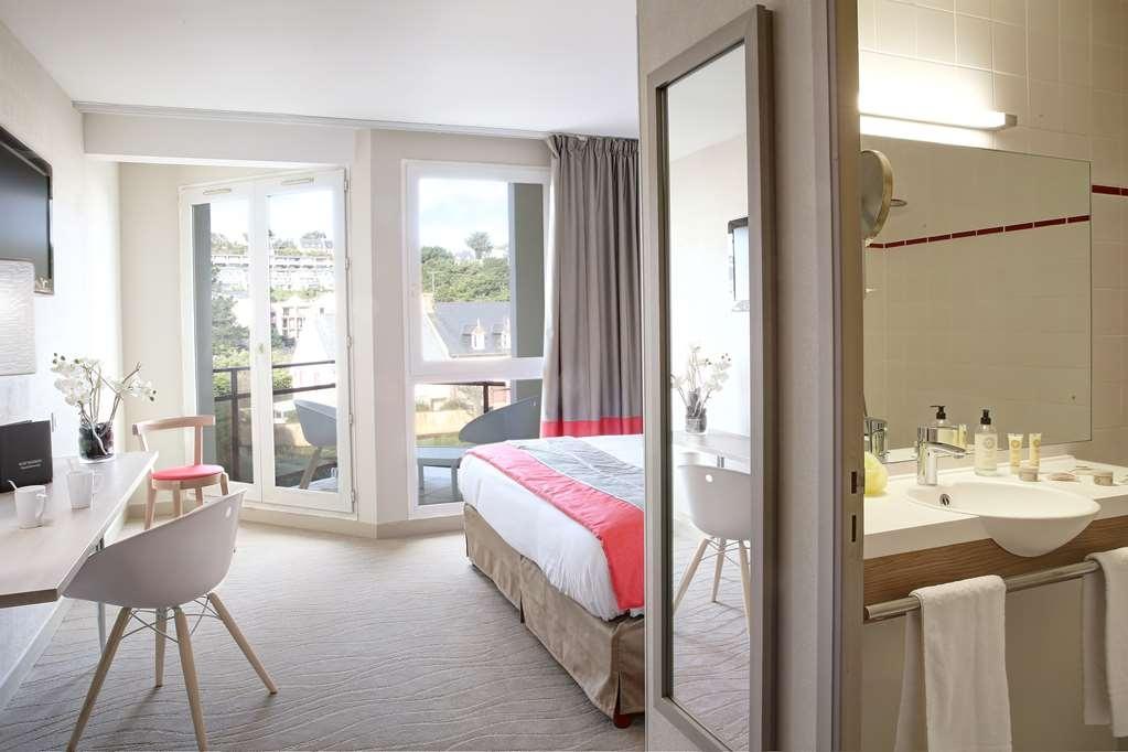 Best Western Les Bains de Perros-Guirec Hotel et Spa - Chambres / Logements