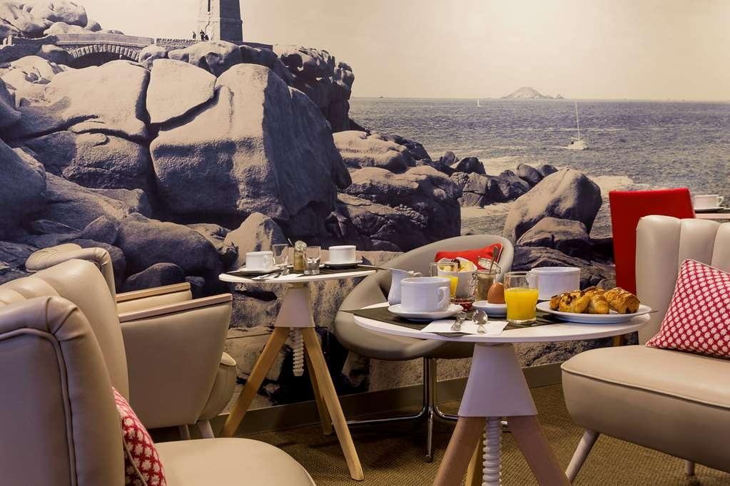 Best Western Les Bains de Perros-Guirec Hotel et Spa - Ristorante / Strutture gastronomiche