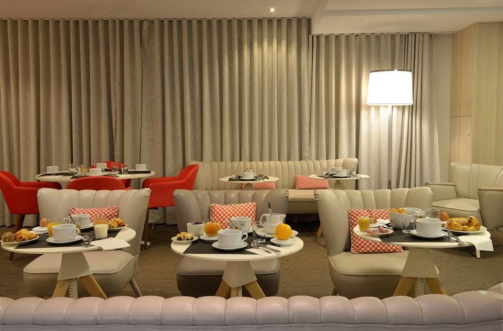 Best Western Les Bains de Perros-Guirec Hotel et Spa - Restaurant / Etablissement gastronomique
