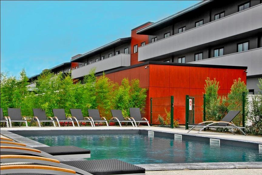 Best Western Plus Design & Spa Bassin D'Arcachon - Area esterna