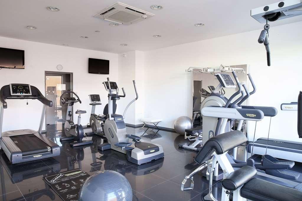 Best Western Plus Design & Spa Bassin D'Arcachon - fitnessraum