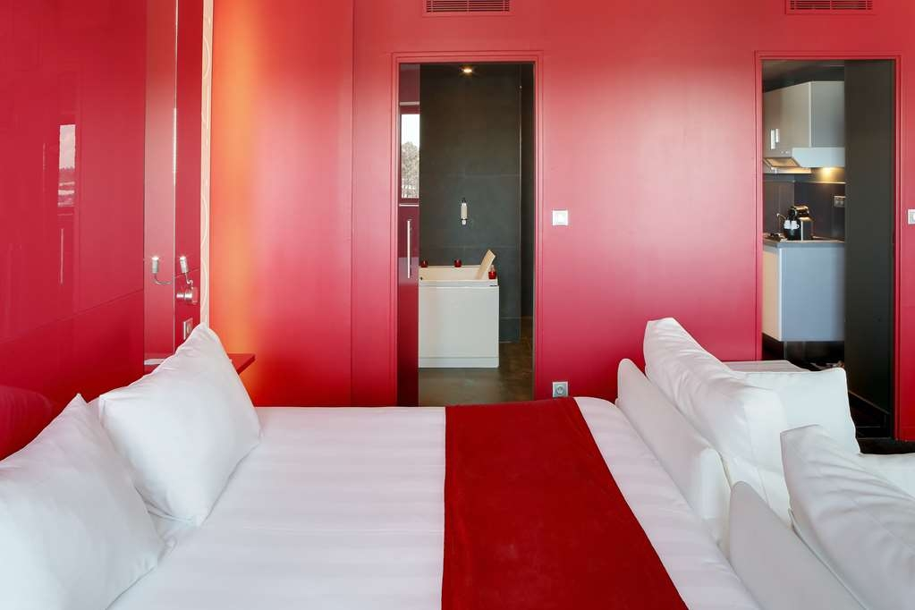 Best Western Plus Design & Spa Bassin D'Arcachon - Gästezimmer/ Unterkünfte