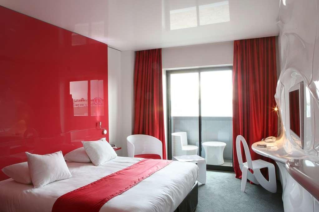 Best Western Plus Design & Spa Bassin D'Arcachon - Chambres / Logements